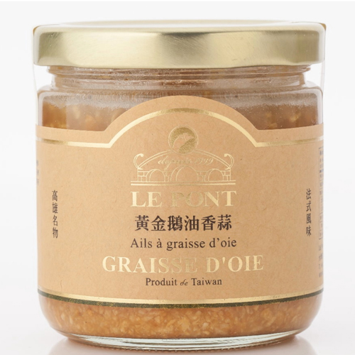 黃金鵝油香蒜