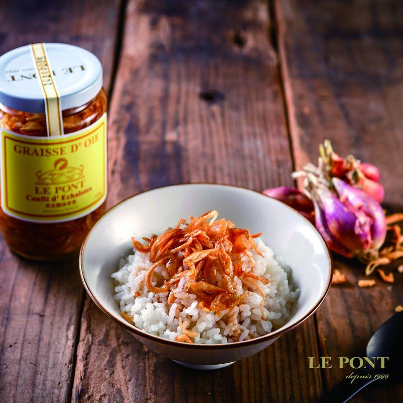 黃金鵝油香蔥