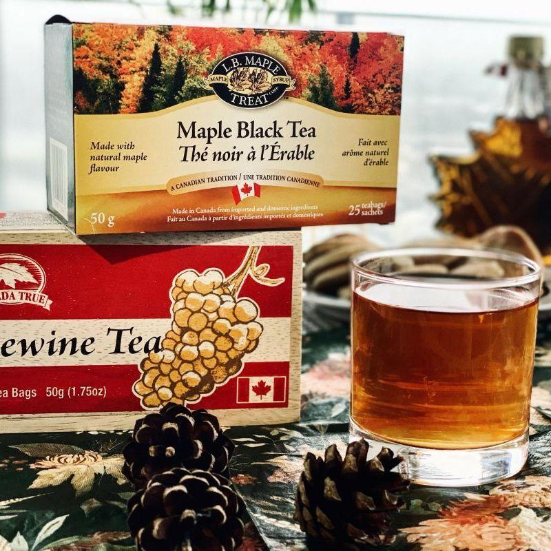 加拿大楓葉茶