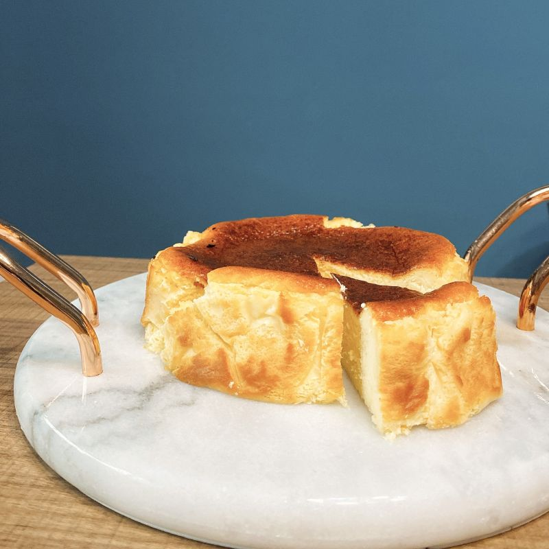 kiri巴斯克乳酪蛋糕-六寸
